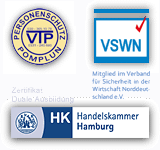 Security System Hamburg Qualifikationen